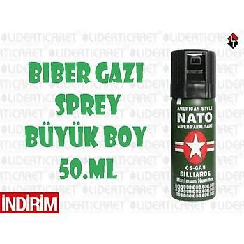 NATO Biber Gazý 50 ml.