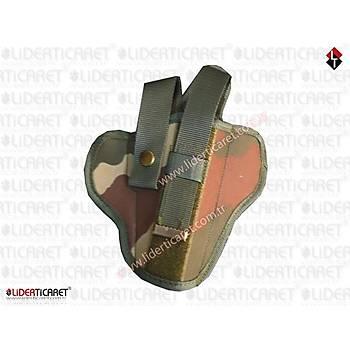K.K.K.Kamuflaj Kelebek 9 mm Tüm Silahlar Ýçin Ayarlý
