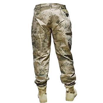 Jandarma Kamuflaj Renk  Taktik Operasyon Pusu Pantolonu