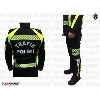 Þahin Trafik Polisi Kýþlýk Takým Kýyafet