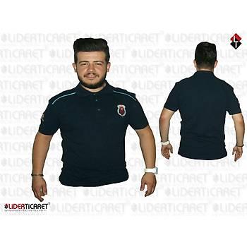 Ýnfaz Koruma T-Shirt Lacoste Lacivert Renk  Kýsa Kol Yazlýk