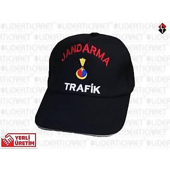 Jandarma Trafik Þapkasý Reflektörlü Yeni Model