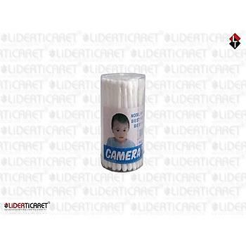 Kulak Temizleme Çöpü Küçük Boy (50 Adet )