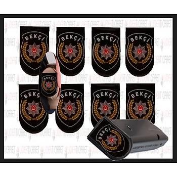 Sticker Þarjör Kapaðý BEKÇÝ Armasý (3 Adet)