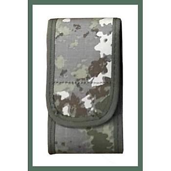 TSK Yeni Kamuflaj Telefon Kýlýfý Orta Boy 7,00 x 14,2 cm