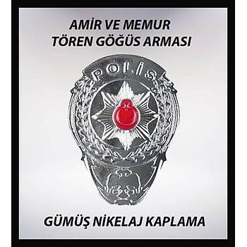 Metal Tören Göðüs Armasý