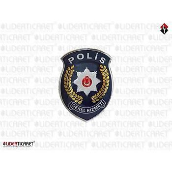Polis Genel Hizmet Yeni Model Silikonlu Cýrtlý
