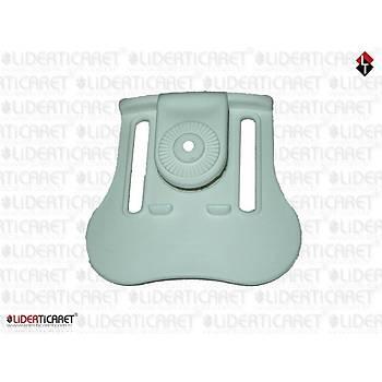 ACAR - AL  Bel Kýlýfý Platformu Beyaz Renk