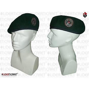 Polis Özel Harekat Beresi (PÖH Bere) Yeni Model Yeni Arma