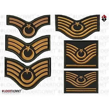 Kara Kuvvetleri Astsubay Rütbeleri Harici