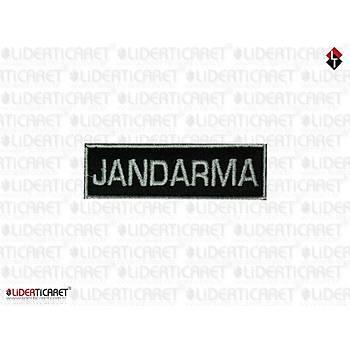 Jandarma Motorize Mont Yazýsý Cýrtlý