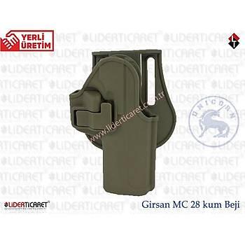 UNICORN Kilitli Silah Kýlýfý Girsan MC 28 Kum Beji