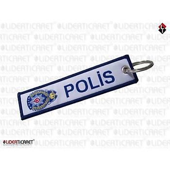 Polis  Anahtarlýk Nakýþ Ýþleme