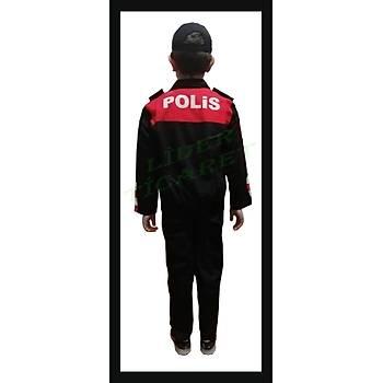 Polis Çocuk Yunus Elbisesi