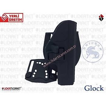 UNICORN Kilitli Silah Kýlýfý Glock