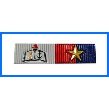 Jandarma ve Sahil Güvenlik Fakültesi Subay Mezuniyet Þerit Rozeti -Yeni Model