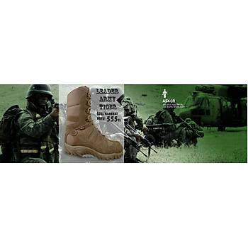 Army TIGER Özel Harekat Hafif Taban Siyah Renk (OKS TIGER 8'' ERKEK OUTDOOR & ASKERÝ BOT)