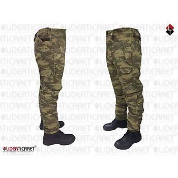 Yeni Model Kamuflaj Pusu Pantolonu Nano Renk
