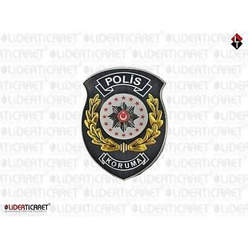 Polis Koruma Armasý Yeni Model Silikonlu Cýrtlý