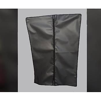 Elbise Kýlýfý Siyah Renk Fermuarlý 60 x 90 cm Ölçülerinde