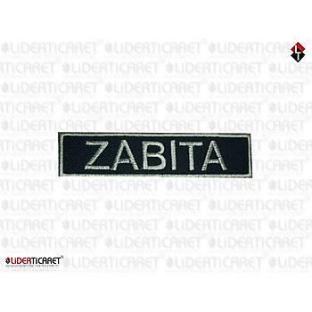 '' ZABITA '' Pantolon Cep Kapaðý Yazýsý (ikili Paket)