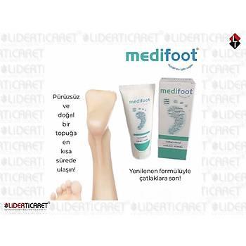 Medifoot Topuk Çatlak Kremi 75 ml.