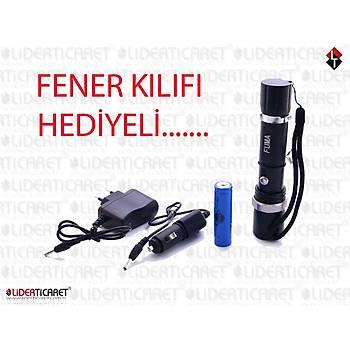 Fuma FM-001 Zoomlu Þarjlý El Feneri