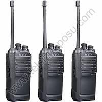 HYT TC446S 16 Kanallı PMR El Telsizi