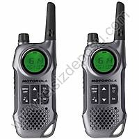 Motorola TLKR-T8 8 Kanal ve 121 Alt Kanallý PMR El Telsizi