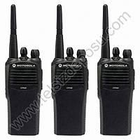 Motorola CP040 UHF Commercial Serisi Profesyonel El Telsizi (400-470MHz)