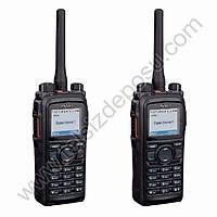 Hytera PD785 VHF Digital El Telsizi