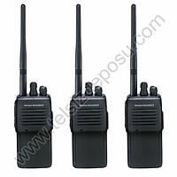 Vertex VX-160 Profesyonel UHF El Telsizi