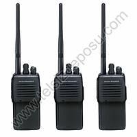 Vertex VX-160 Profesyonel VHF El Telsizi