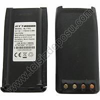 HYT TC700 El Telsizi Batarya Bloðu BL1703 (TC700, TC780, TC780M)
