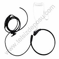 J-Tech Aselsan 4011 Gýrtlak Akustik Kulaklýk Mikrofon VOX 162V-S1A
