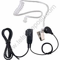 J-Tech Motorola GP320 Ekonomik Akustik Kulaklýk Mikrofon 152-M4