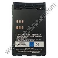 Motorola GP344 El Telsizi Ýçin Batarya Bloðu J-JMNN4023 (GP344, GP388, GP644, GP688 Ýçin)