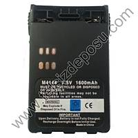 Motorola GP344 El Telsizi Ýçin Batarya Bloðu J-JMNN4024 (GP344, GP388, GP644, GP688 Ýçin)