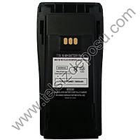 Motorola CP040 /... / CP180 El Telsizi Ýçin Yüksek Kapasiteli 2500mAh Batarya Bloðu