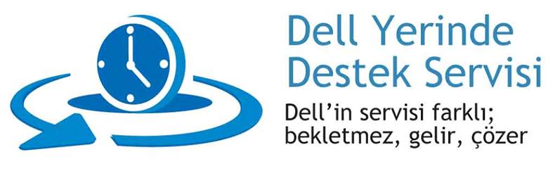 Dell yerinde teknik servis