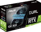ASUS RTX 2060 6G OC EVO