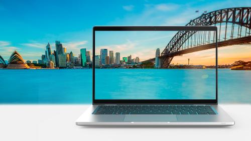 Dell Latitude 4K Görüntü