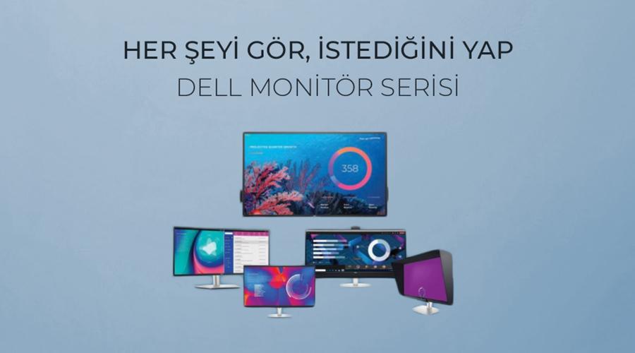 Dell Monitör