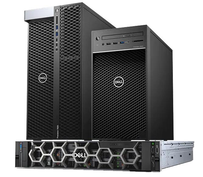 Dell Precision Masaüstü Ýþ Ýstasyonlarý