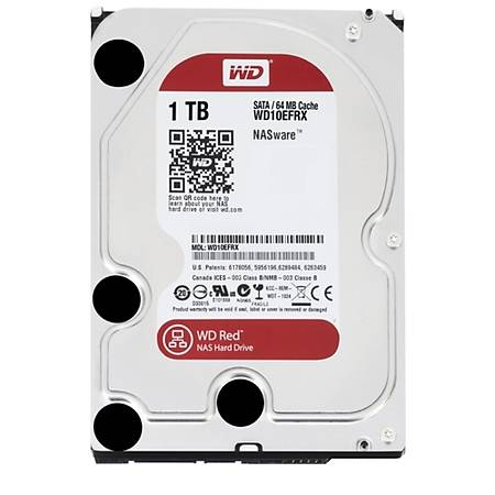 WD Red IntelliPower 3.5 1TB 64Mb Sata 3 WD10EFRX