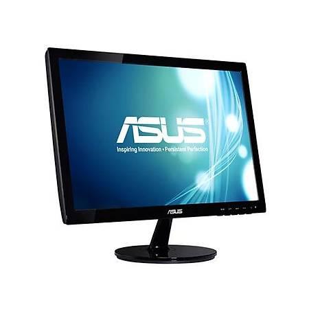 ASUS 18.5 VS197DE 1366x768 60Hz D-Sub 5ms Vesa Led Monitör