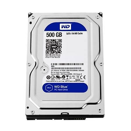 WD Blue 3.5 500GB 7200Rpm 32Mb Sata 3 WD5000AZLX