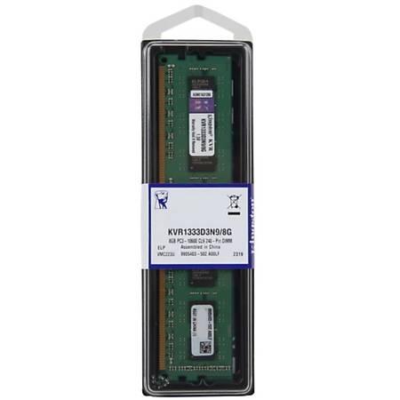 Kingston 8GB DDR3 1333MHz Ram