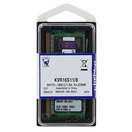 Kingston 8GB DDR3 1600MHz CL11 Notebook Ram