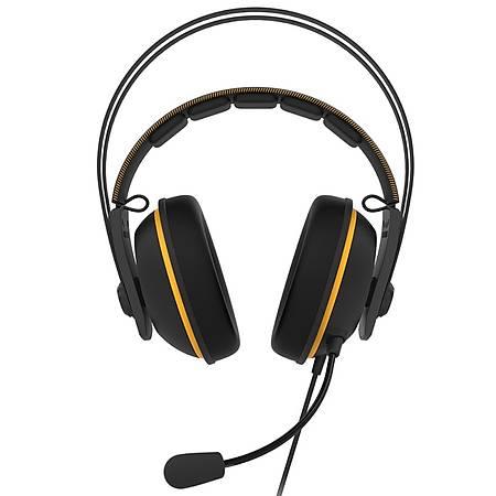 Asus TUF Gaming H7 Yellow 7.1 Gaming Kulaklýk
